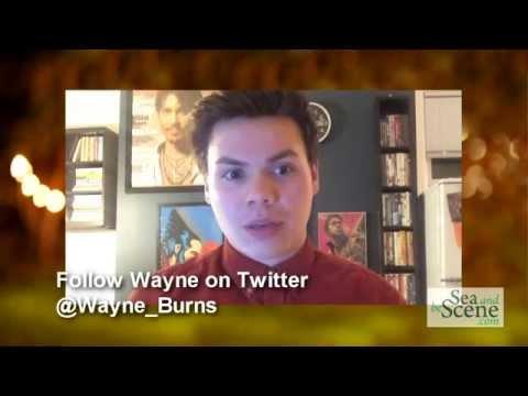 WAYNE BURNS Stars in OLYMPUS