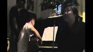 Hai nam tinh lan dan   Quang Huy