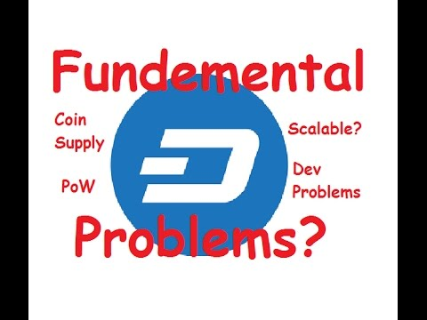 Dash Digital Currency Has Two Small Problems