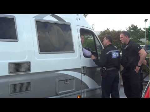 Travellers evicted from St James' retail park in Knaresborough