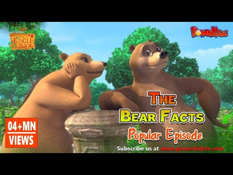 Jungle book Season 2 Episode 2 The Bear...