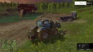 FARMING SIMULATOR 2015 31° puntata TAGLIAMO ALBERI by fmarco95