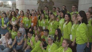Делегация студентов из Удмуртии прибыла в Ставрополь на Всероссийскую Студвесну