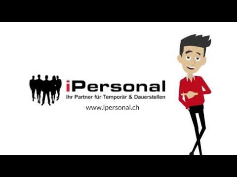 Online Kurzprofil hochladen - iPersonal GmbH