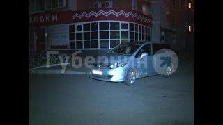Годовалого мальчика переехал водитель «Хонды» на парковке в центре Хабаровска. Mestoprotv