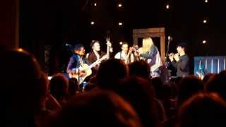 "The Wood Brothers (w/ Amy Helm) :: ""Ophelia"" :: Mystic Theatre, Petaluma, CA"