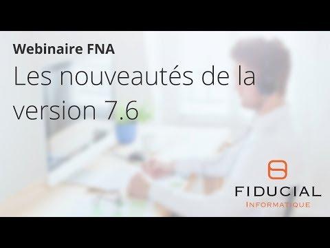 Webinaire 100% Télé@ctes FNA #11 : Les nouveautés de la version 7.6