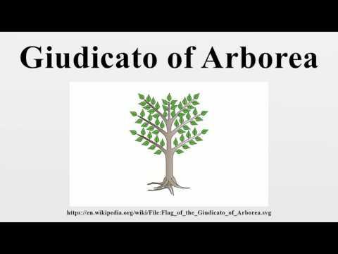 Giudicato of Arborea