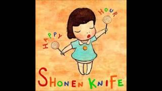 Watch Shonen Knife Huge Snail video