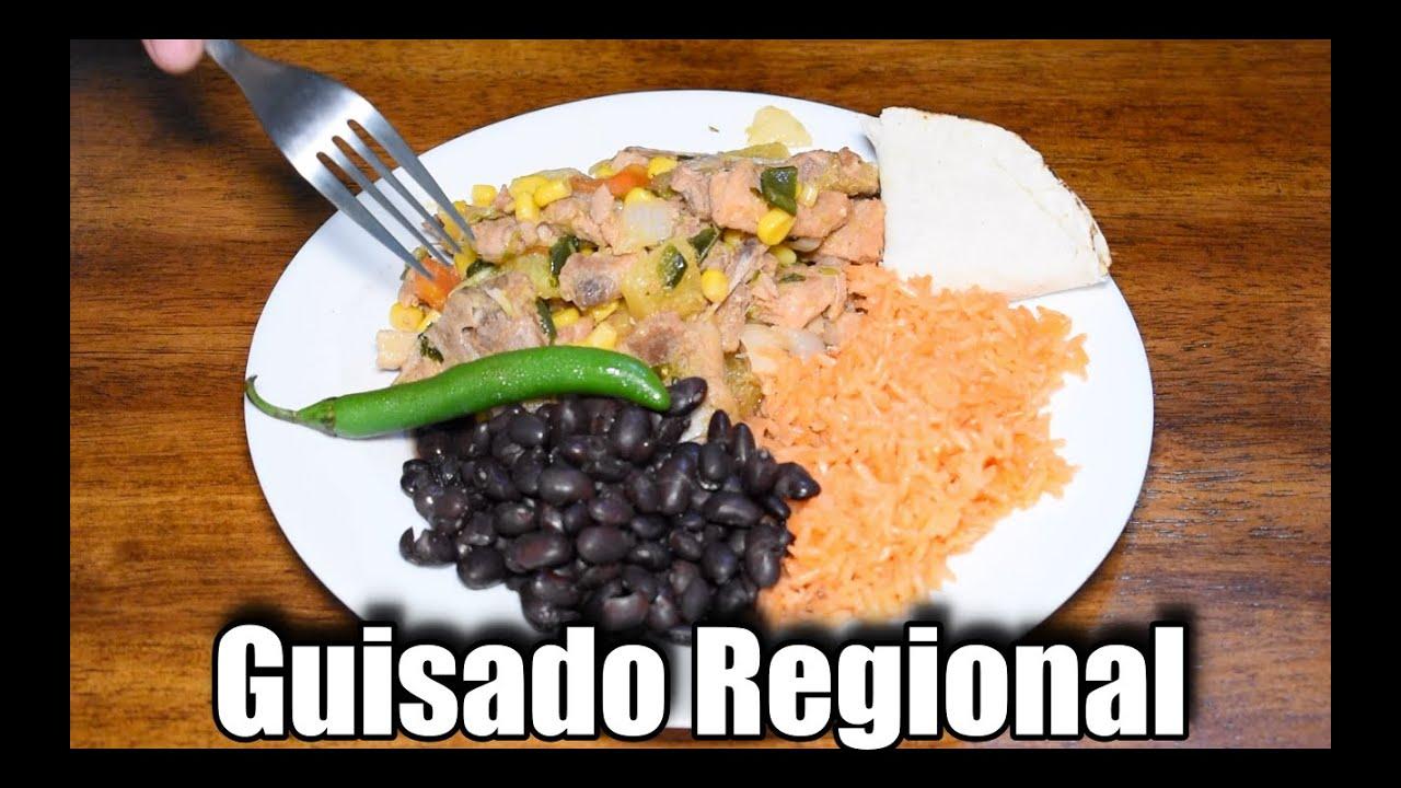 Calabaza con Carne de Puerco l Gastronomia Regional