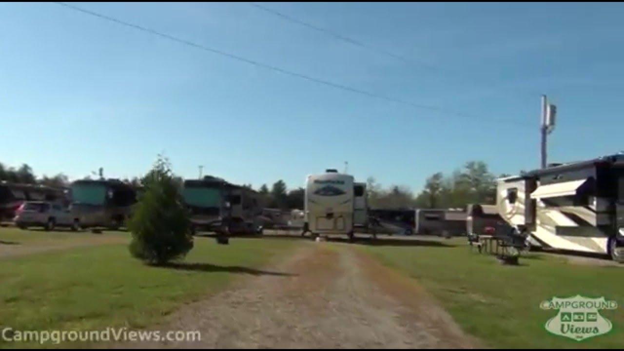 CampgroundViews com - Timberland Acres RV Park Ellsworth Maine ME