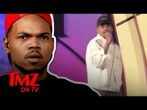 Chance the Rapper Takes a Chance at Stand Up | TMZ TV