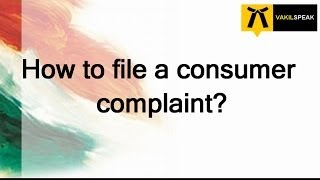 Popular Complaint & Consumer complaint videos