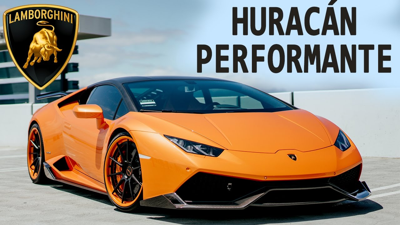 Lamborghini Huracan Performante 2017 Launched In India 3 9 Cr Inr