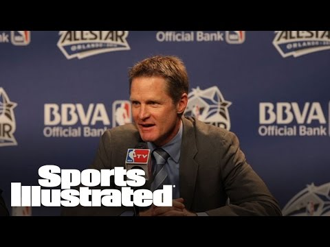 Does Steve Kerr need the Knicks as much as they need him? | Sports Illustrated