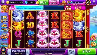 New Game Slot jackpot World casino Bet 1.5T coin screenshot 1