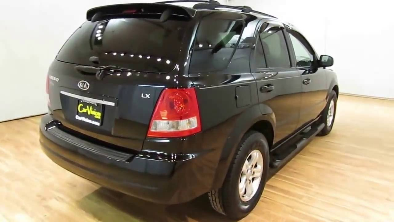 2006 kia sorento lx 66546 miles 20 mpg. Black Bedroom Furniture Sets. Home Design Ideas