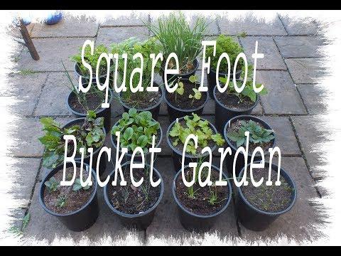HGV Square Foot Gardening  The Next Generation  Start to Finish