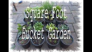HGV Square Foot Gardening  The Next Generation  Start to Finish