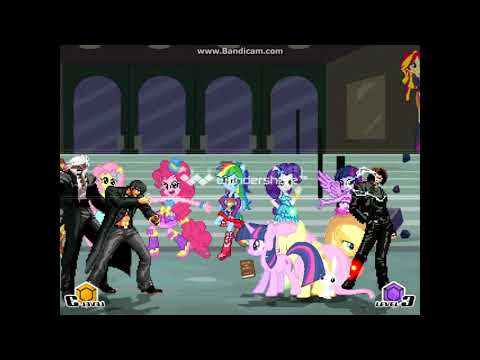 Team pony vs team KOF parte 4 revancha