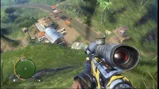 Far Cry 3 18 Minutes Free Roam Gameplay