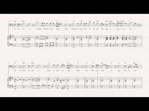 Bass - Holy Holy Holy -  Sufjan Stevens -  Sheet Music, Chords, & Vocals