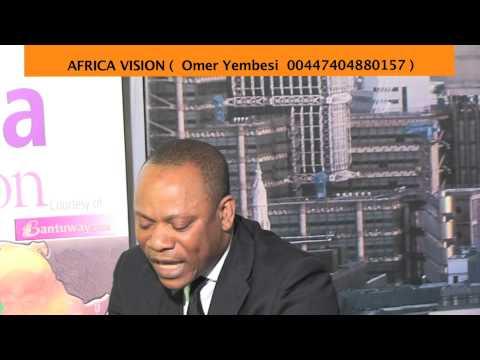 Ekanga face na Africa Vision  alibi azokende KIN