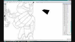 Let's paint - Adobe Photoshop - Linien Tutorial - German
