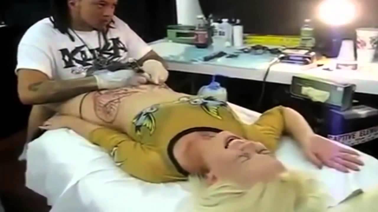 Nice tatto - YouTube