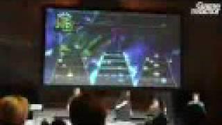 E3 Van Halen Guitar Hero World tour