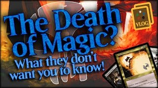 the real reason mtg is dying