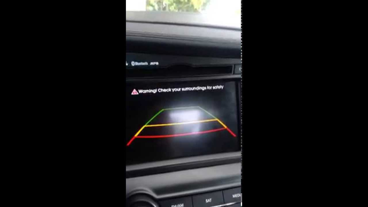 2013 Kia Optima - 7/7/14 Backup Camera not working (SOLVED!)