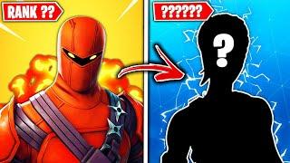 Top 10 BIGGEST FORTNITE NOOB SKINS You Should NEVER WEAR!