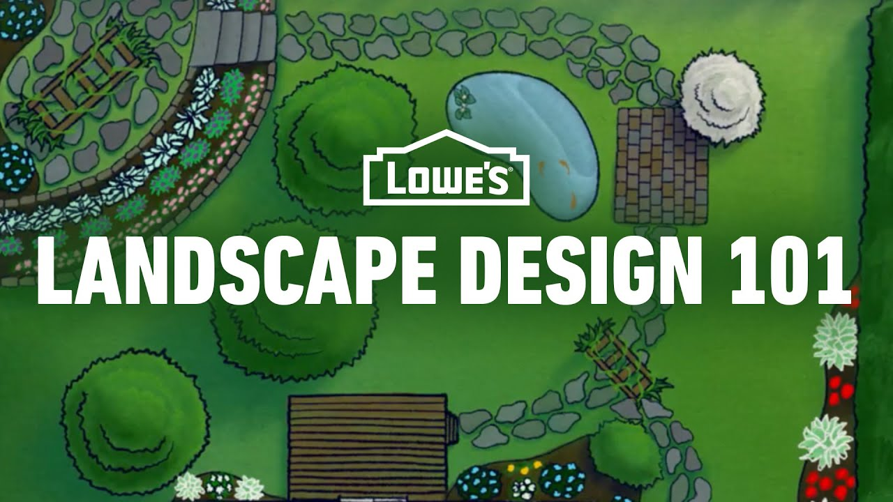 How To Design The Perfect Landscape Landscape Design 101 Youtube