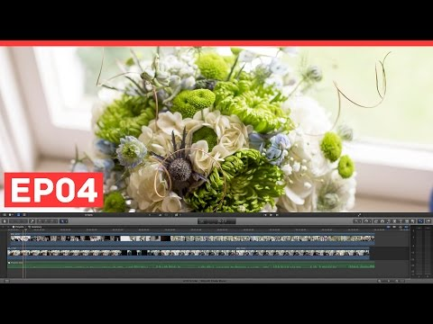 How to Edit Wedding Video Ceremony and Speeches in FCPX
