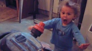 15 Babies Discover Vacuums