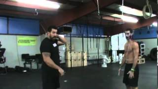 Zombie WODs CrossFit Demonstration