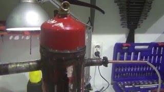 Дымогенератор для коптилки(Маленькое непрофильное видео о бымогенераторе на скорую руку., 2016-02-22T14:56:09.000Z)