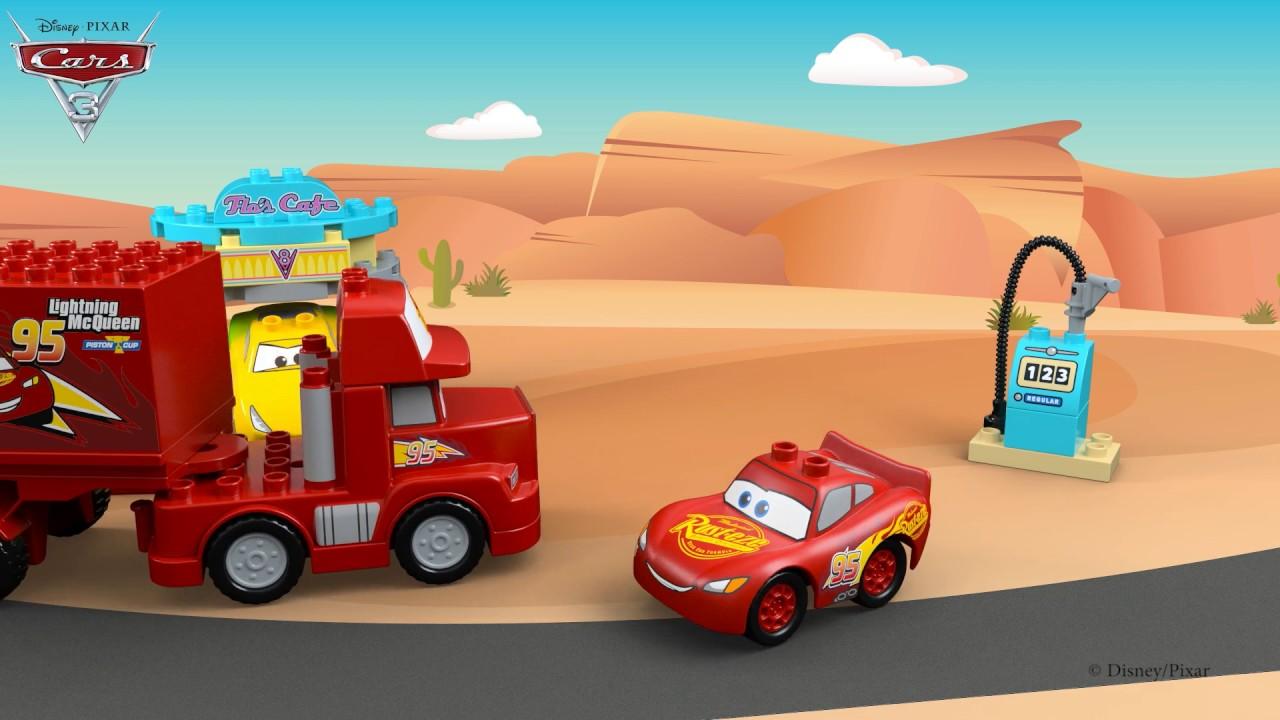 Lego Duplo Generic 10846 Flos Café Youtube