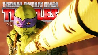 KURA KURA NINJA - Teenage Mutant Ninja Turtles : Mutants in Manhattan Indonesia #1