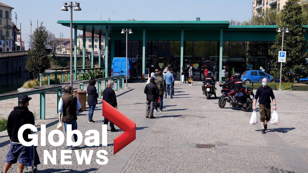 Coronavirus outbreak: Italy, Spain easing COVID-19 lockdown measures