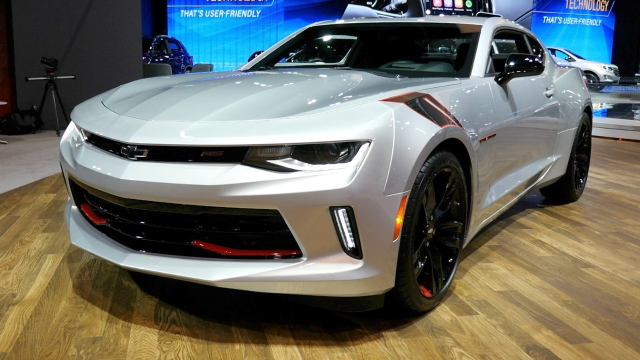 2017 Chevy Redline Special Editions - 2017 Chicago Auto ...