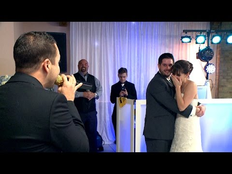 Backstreet Boy Howie Crashes Wedding (FULL)