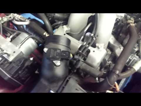 How to change your spark plugs 2009 subaru impreza