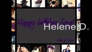 Happy Belated Birthday Feng!