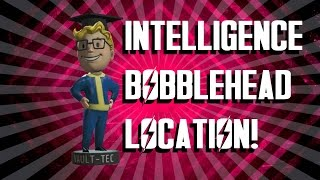 Fallout 4 - Intelligence Bobblehead Location Guide
