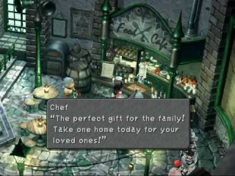 Let's play FF9 Part 040: Takin the Tram