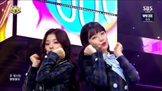 유리구두(Glass Shoes)+To heart(투 하트)+환상속의 그대(Miracle)-프로미스_9(fromis_9)-교차편집(stage mix)