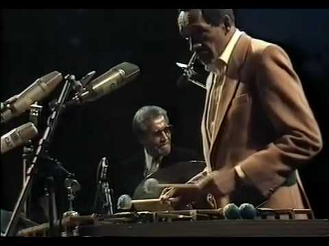 """True Blues"" (Milt Jackson),Modern Jazz Quartet in London."
