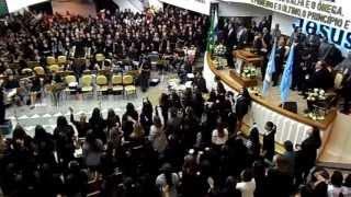 UMADEC AD Cordovil - A Igreja Vem